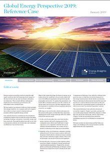 Global Energy Perspective