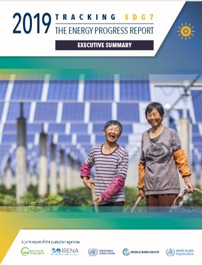 Informe Tracking SDG7